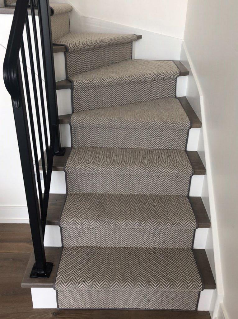 Herringbone - Custom Area Rugs & Broadloom
