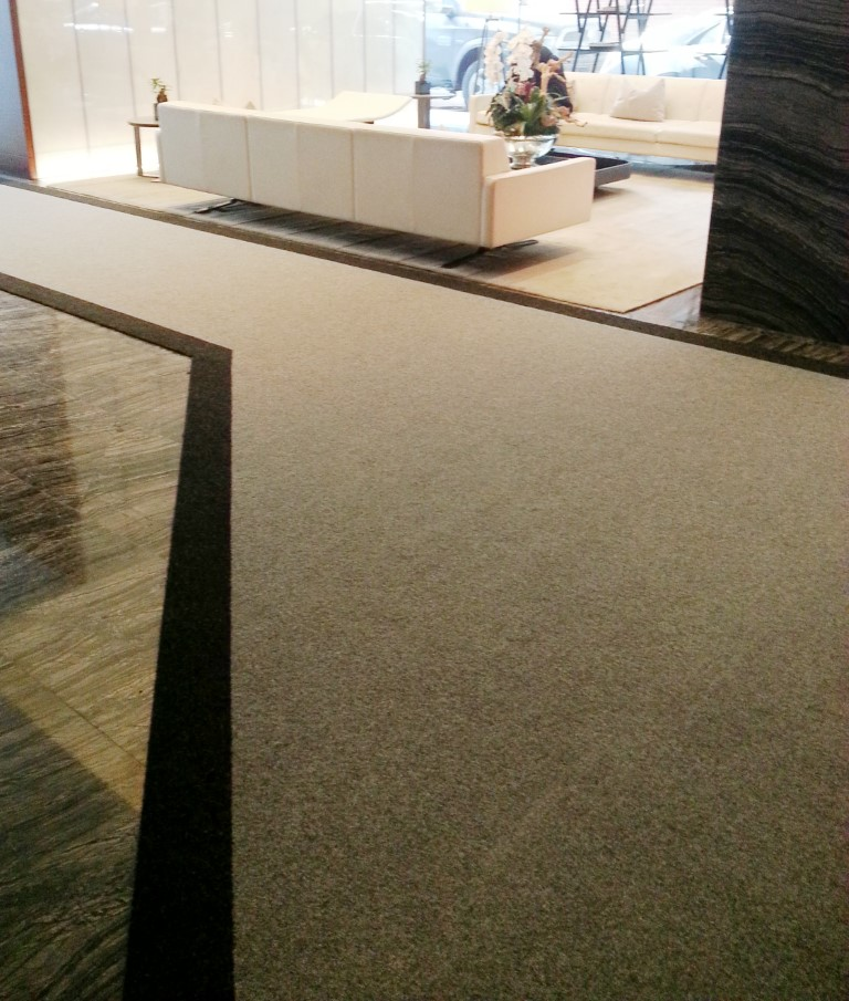 Metropolis commercial matting