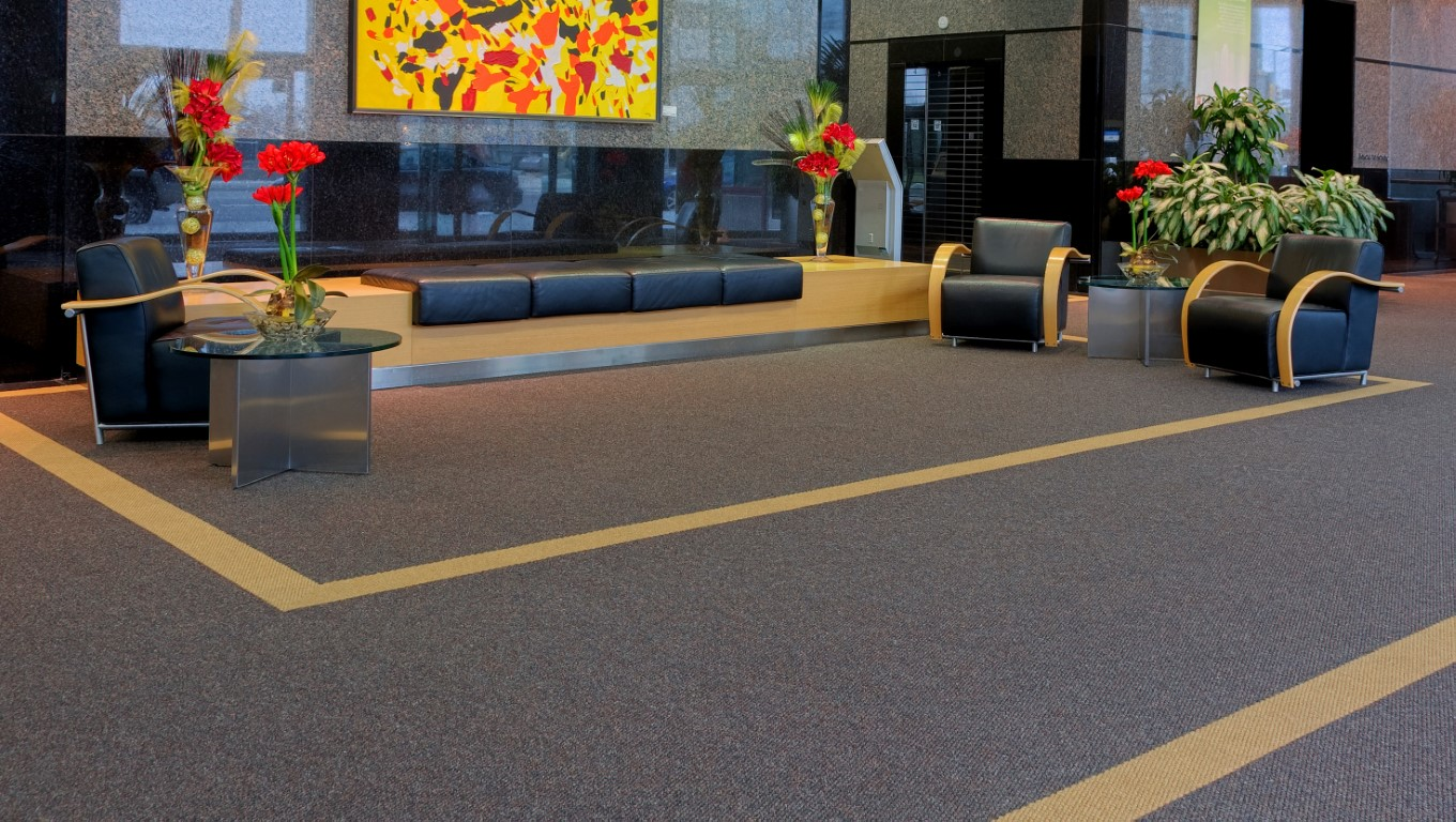 Super Series commercial matting