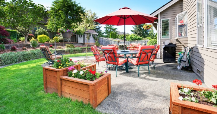 Cost-effective DIY tips for revamping your outdoor living space