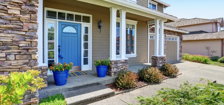Give impact to your home's exterior with these inexpensive DIY projects