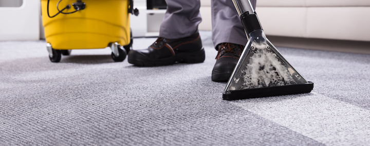 Why summertime is the best time to clean your carpets